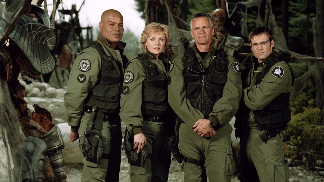 Stargate Sg 1 Online